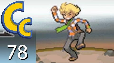 Pokémon Platinum - Episode 78- Barry Picking