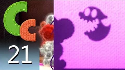 Yoshi's Woolly World – Episode 21 Spooky Scraps!
