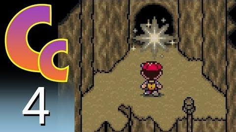 EarthBound – Episode 4 Shining in Darkness
