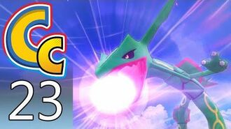 Pokémon Mystery Dungeon- Rescue Team DX – Episode 23- Explorers of Sky