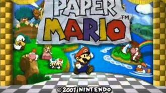 Paper Mario Music - Huffin' and Puffin' (Huff N