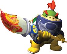 749px-Bowser Jr. Artwork - Super Mario Sunshine