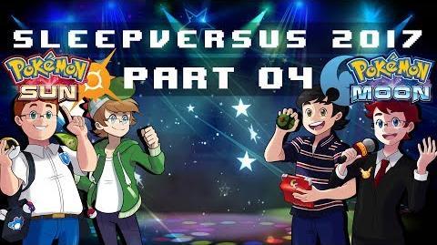 Sleepversus 2017, Part 04: Hala At Ya Bois!