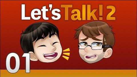 Let's Talk with Chuggaaconroy -01-- You Shoulda Just Gone With It!