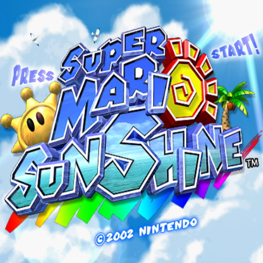Super Mario Sunshine