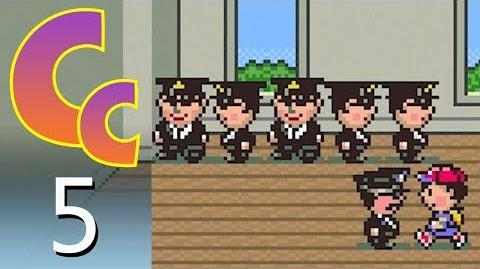 EarthBound – Episode 5 Showing Officer
