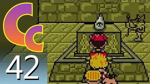 EarthBound – Episode 42 Getting to the Point