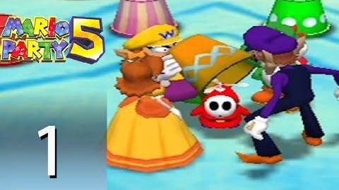 Mario Party 5 - Undersea Dream Part 1