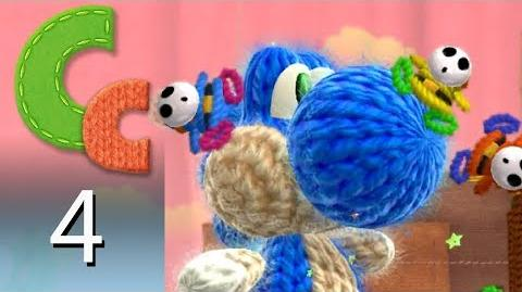 Yoshi's Woolly World – Episode 4 Windmill Hills