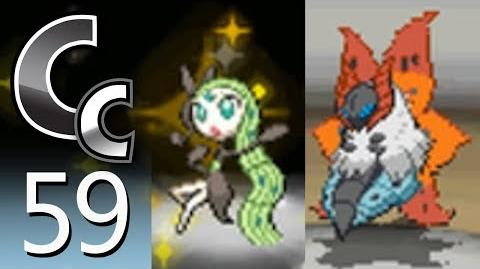 Pokémon Black & White - Episode 59 Dancing in Fire