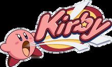 Kirby Series Logo