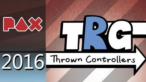 Thrown Controllers Game Show - PAX East 2016