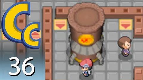 Pokémon Platinum - Episode 36- Hasta Fuego!