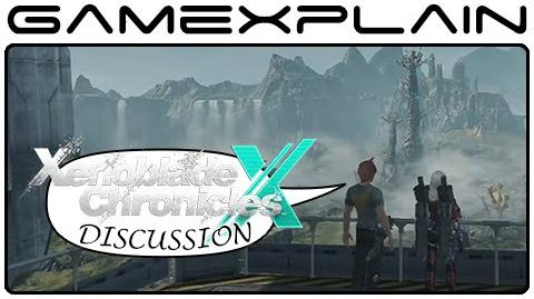 Xenoblade Chronicles X - Exploration Trailer Discussion w/ Chuggaaconroy