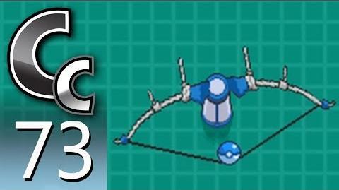 Pokémon Black & White - Episode 73 Transfer Facility