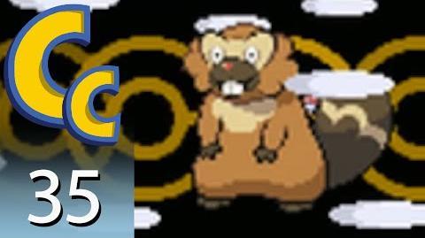 Pokémon Platinum - Episode 35- Riding the Beaver