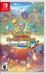 MD Rescue Team DX EN boxart