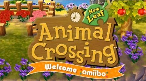 Animal Crossing: New Leaf - Welcome amiibo - Day 1: Old Life
