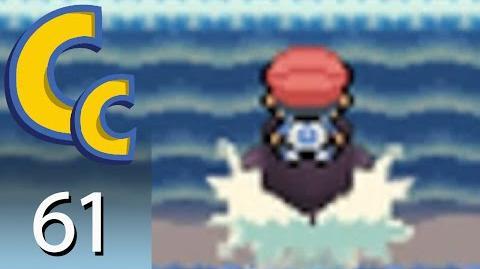 Pokémon Platinum - Episode 61- Jasmine Water