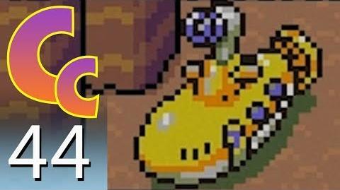 EarthBound – Episode 44 Yellow Submarine