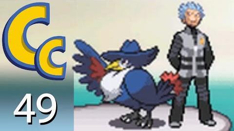 Pokémon Platinum - Episode 49- Head Honchkrow