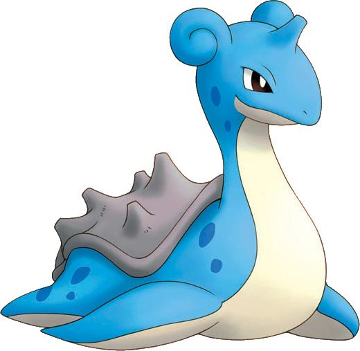 Loch ness monster pokemon