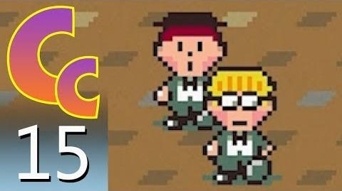 EarthBound – Episode 15 Trail Goes Cold