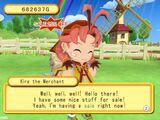 Kira the Merchant