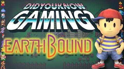 EarthBound - Did You Know Gaming? Feat