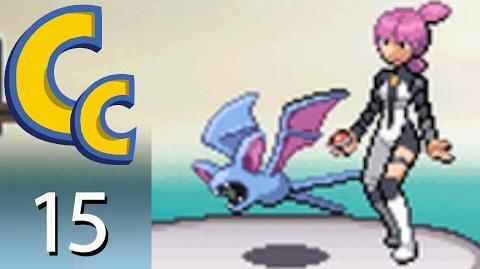 Pokémon Platinum - Episode 15- Ascending to Jupiter