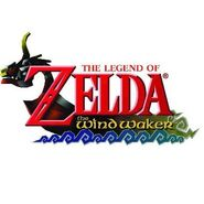 The legend of zelda the wind waker w