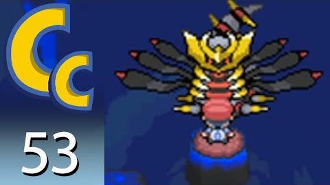 Pokémon Platinum - Episode 53- Giratina