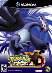 Pokémon XD- Gale of Darkness Coverart
