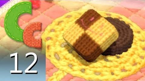 Yoshi's Woolly World – Episode 12 Yoshi and Cookies
