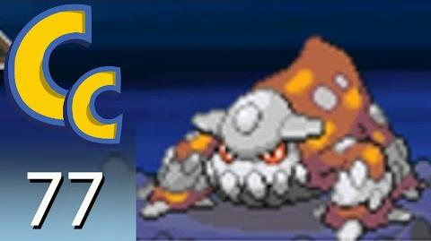 Pokémon Platinum - Episode 77- Going into Heatran