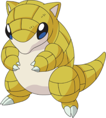 027Sandshrew AG anime