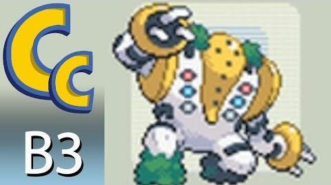 Pokémon Platinum - Bonus 3- Regirock, Regice, & Registeel