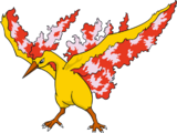 Emile's Moltres (FireRed)