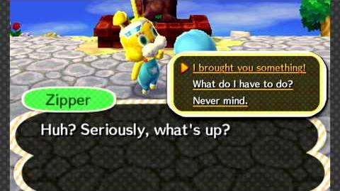 Animal Crossing: New Leaf - Bunny Day