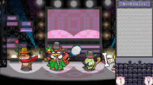 Salsa performs