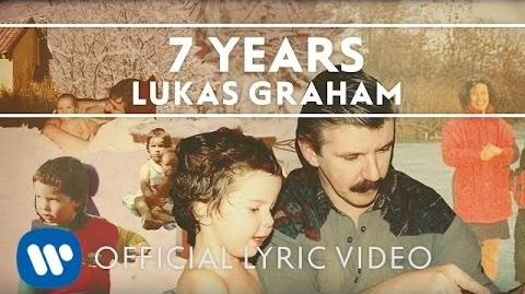 Lukas Graham - 7 Years -OFFICIAL LYRIC VIDEO-