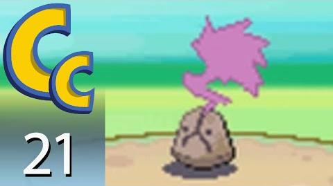 Pokémon Platinum - Episode 21- With Us in Spiritomb