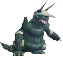 306Aggron Pokémon Colosseum