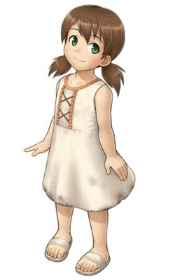 Girl Kid Icarus Uprising