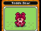 Hint Man's old Teddy Bear