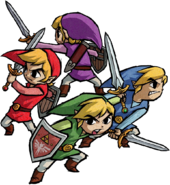 Link (Four Swords)