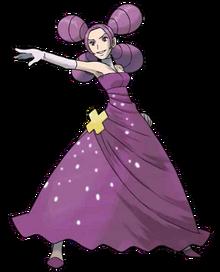 Diamond Pearl Fantina