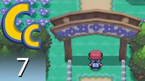 Pokémon Platinum - Episode 7- Madame Floaroma