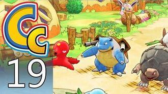 Pokémon Mystery Dungeon- Rescue Team DX – Episode 19- Team Blast