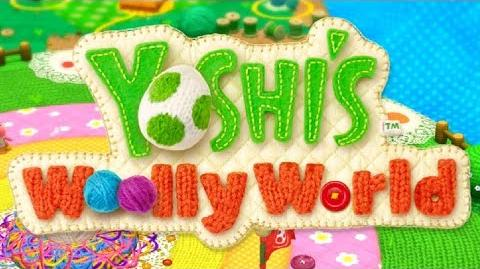 Yoshi's Woolly World - Episode 1: Taking Shape